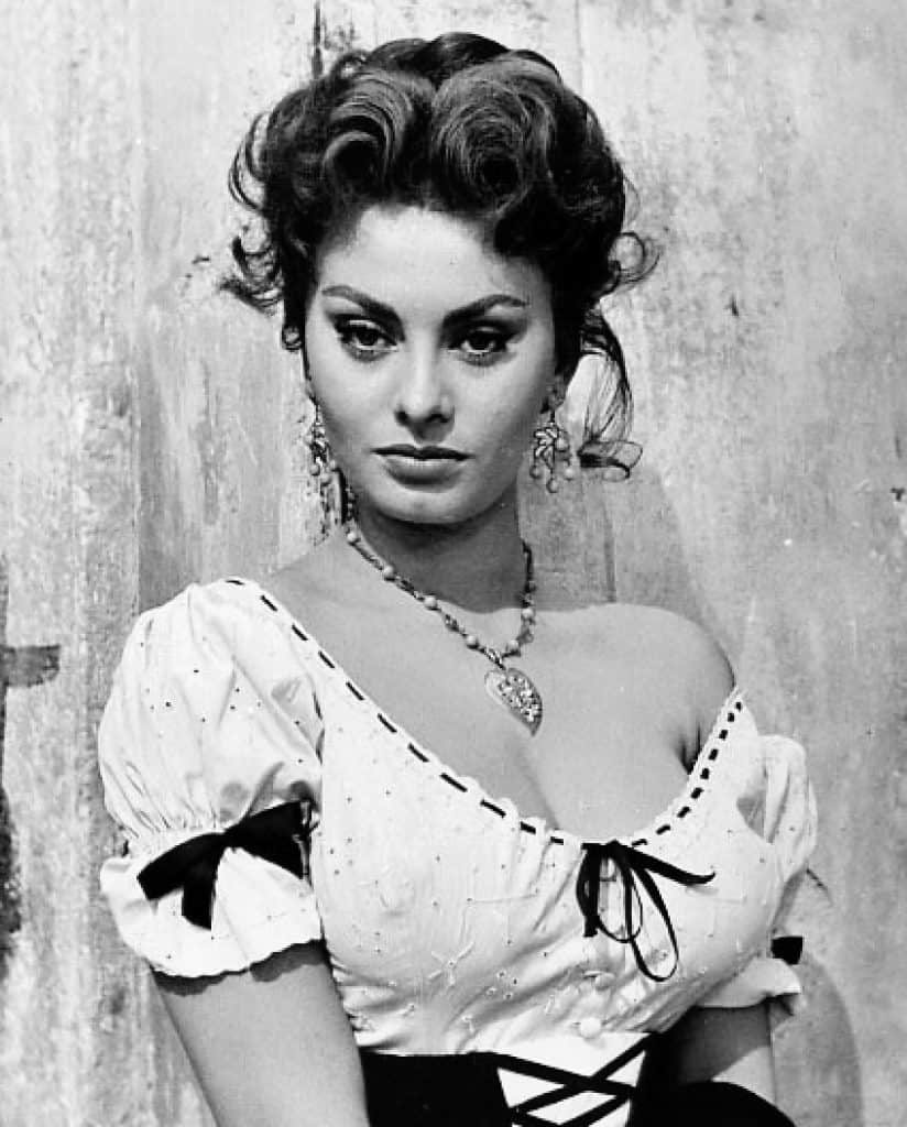 Sophia 1955