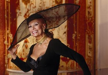 Genes are the Key Sophia Loren