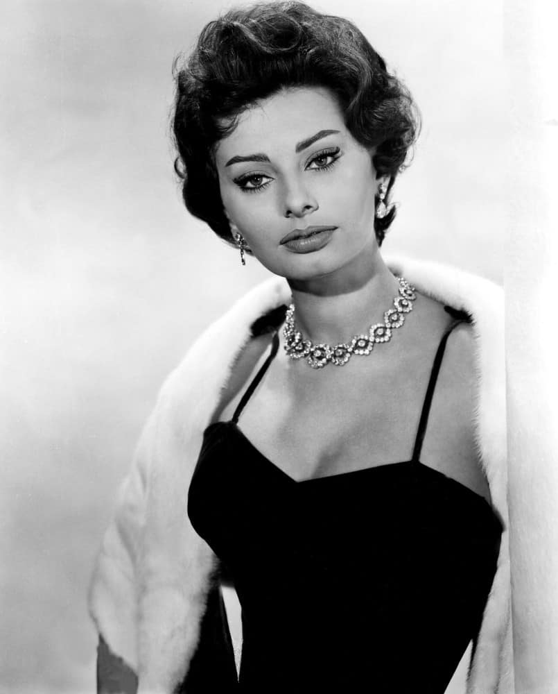 THE KEY, Sophia Loren,